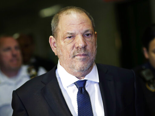 Harvey Weinstein to appear in court Monday on indictment not