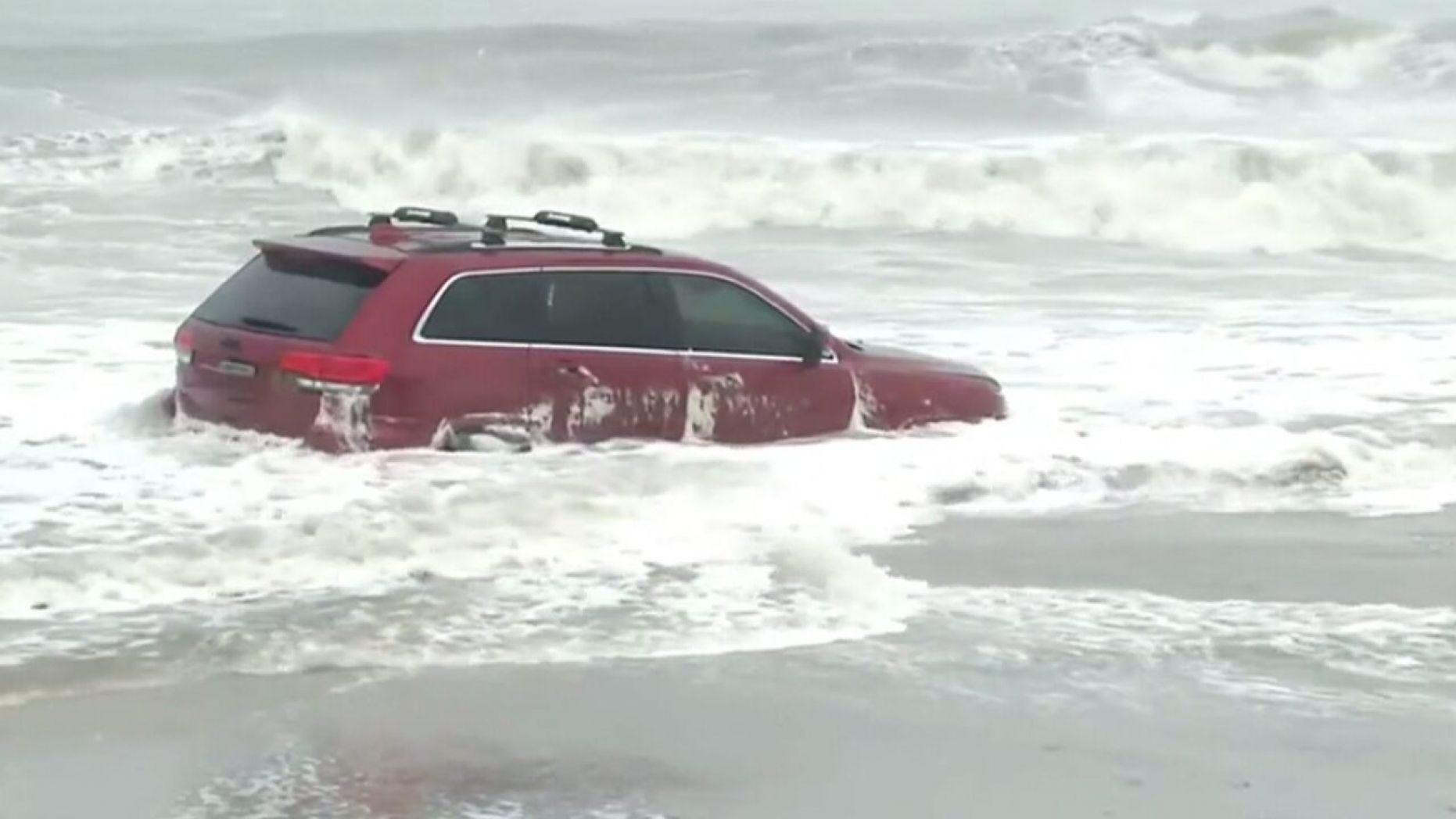 Jeep owner explains why vehicle was left on South Carolina