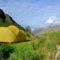 Gear Review: MSR Mutha Hubba tent