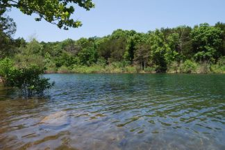 Table Rock Lake from Big Bay Campground