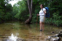 Ginger Crossing Long Creek - Hercules Glades