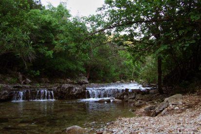 Long Creek, Hercules Glades