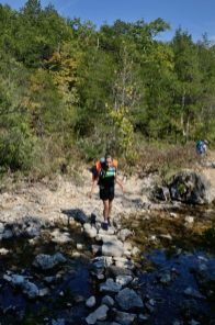 Crossing Long Creek