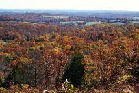 The view across to Arkansas