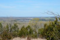 View from the Glades to the East of Lower Pilot Knob - Hercules Glades