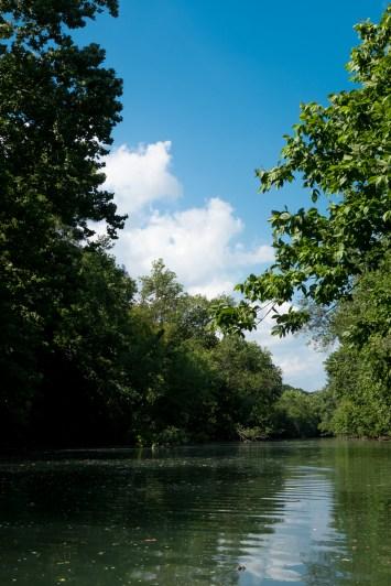 James River Northeast of HWY 60, Springfield Missouri