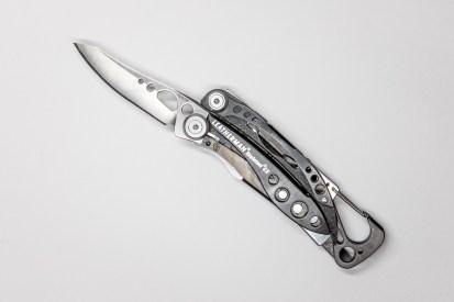 Leatherman Skeletool CX - Knife