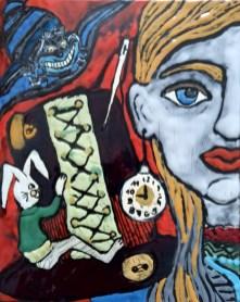 Fehér Krisztina Kata Alice Csodaországban