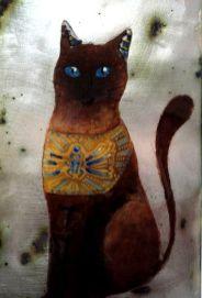 Gajzer Anna Egyiptomi macska