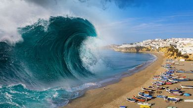 Photo of The Tsunami Wave
