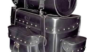 Photo of Leather Luggage