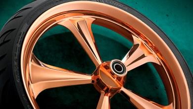 Photo of Copper Coated Wheels