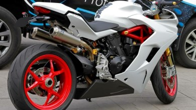 Photo of World's No 1 Ducati Supersport S