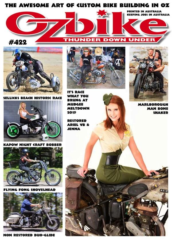 Ozbike 422