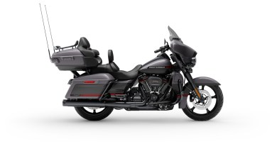 Photo of CVO Limited and Street Glide