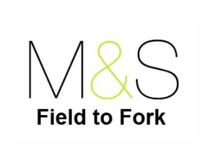M&S Field To Fork Logo