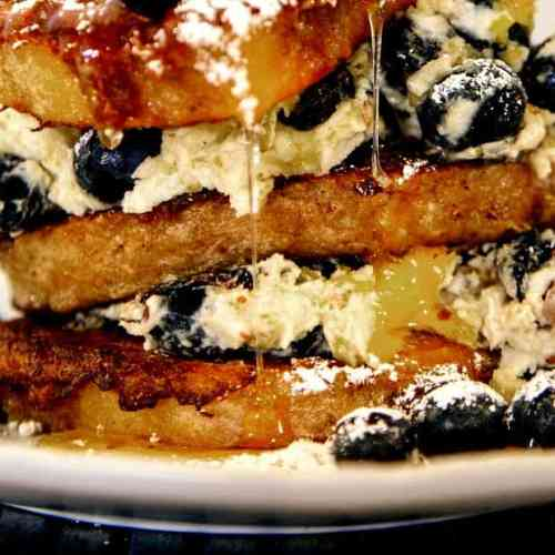 Zola Nene Blueberry French Toast Recipe