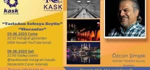 Kocaeli Fotoğraf Sanatı Derneği (KASK)'ın daveti üzerine Instagram Canlı Yayın Konuğu Oldum