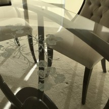 SQ - Bespoke Dining Table & Chairs