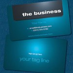 Business Card Design only $1