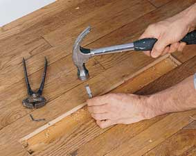 Handy Guide for DIY Floorboard Replacement