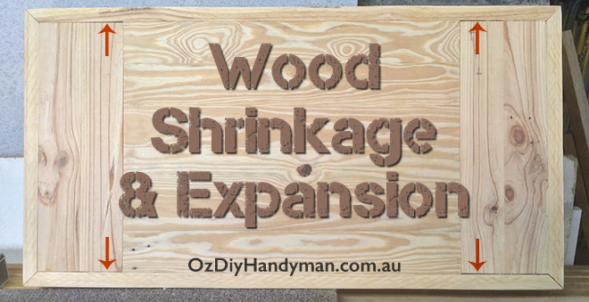Wood-Shrinkage