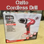 Ozito Cordless Drill Driver – Tool Review