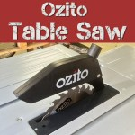 Ozito Table Saw – DIY Power Tool Review