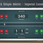 Simple Measurement Converter App