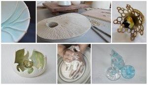 stages ceramique verre et metal