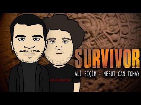 Survivor Ali Biçim – Mesut Can Tomay   Özcan Show