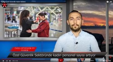 5 Mart Özel Güvenlik Haber Bülteni