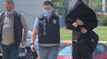 PTT şubesinden 170 bin lira çalan özel güvenlik görevlisi tutuklandı