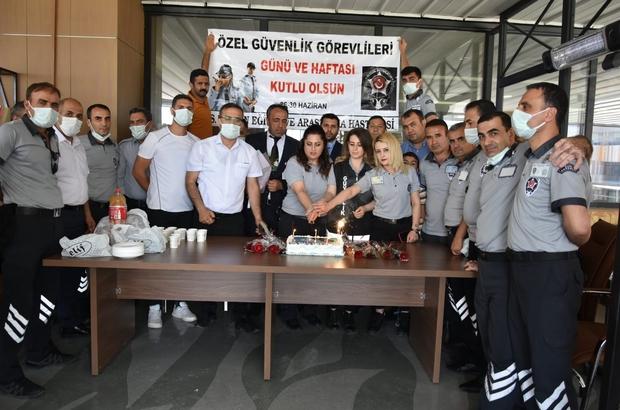 Hastanede 'Özel Güvenlik Günü' etkinliği