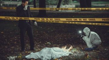 Özel güvenlik görevlisi üç kurşunla öldürülmüş halde bulundu