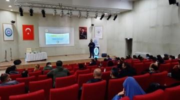 Kars'ta Özel Güvenlik Görevlilerine eğitim verildi