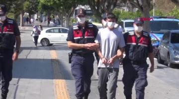 Özel güvenlik görevlisini boğazından yaralayan otel çalışanı tutuklandı