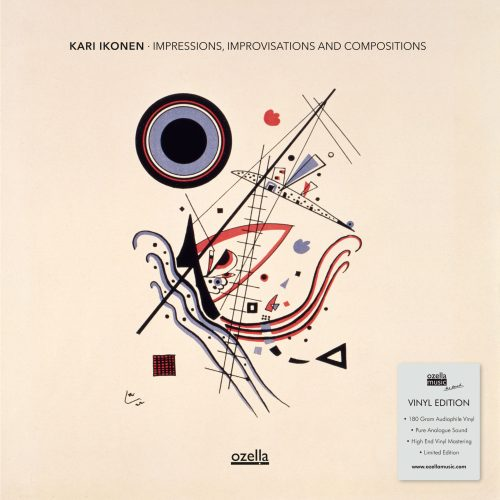 Impressions, Improvisations and Compositions – Vinyl