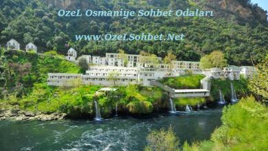 Özel Osmaniye Sohbet, OzelSohbet.Net