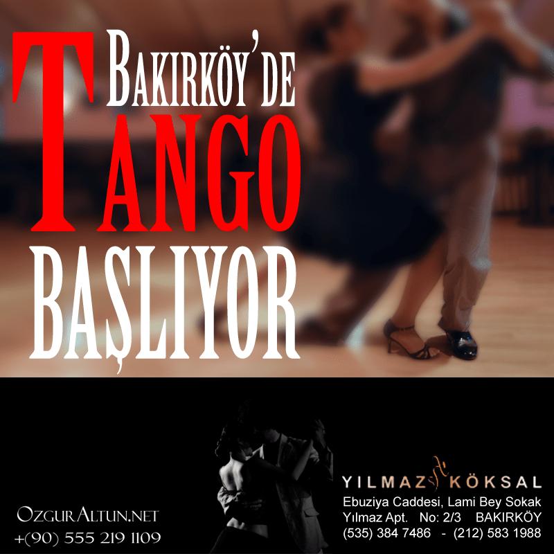 Bakırköy Tango Kursu