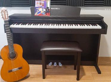 Özgürlük Atölyesi - Piyano ve Gitar Kursu