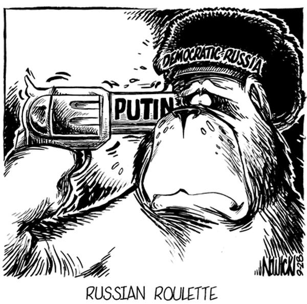 Rusya'da İnsan Hakları Savunucuları = Ajan
