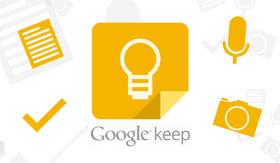 Google Keep Her İşi Yapar
