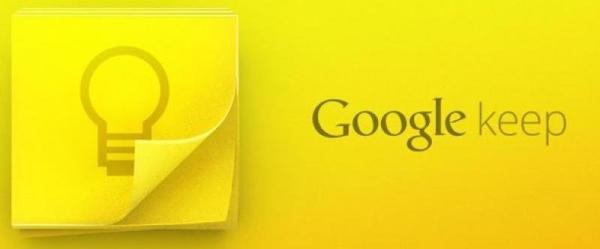 Google Keep Gelişmeye Devam Ediyor