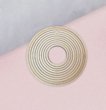 Macrame ringen