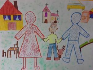 Rodina-môj sen,Pavol Závacký,15 rokov,Spojená škola internátna, Masarykova 1117520C, Prešov