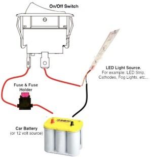 LED Wiring HELP!! | Oznium Forum