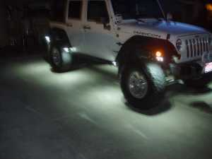 ~~~Cheap and easy LED Rock Lights!~~~  JKForum  The top destination for Jeep JK and JL