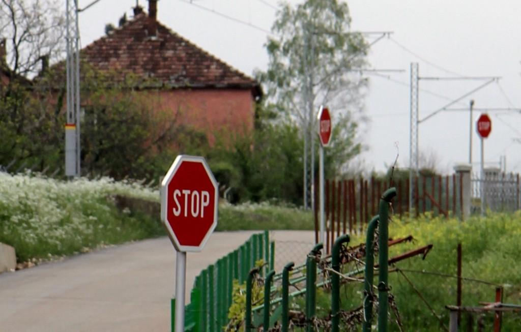 Saobracajni znakovi STOP