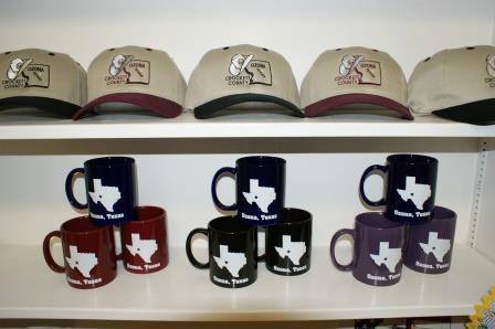 Store Caps and Mugs